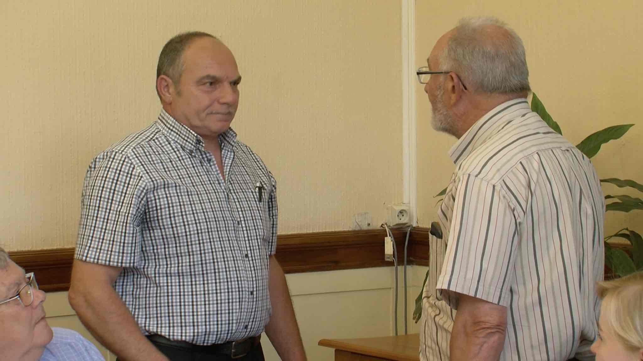 Conseil Communal : Eric Wattiez succède à Claude Fortez