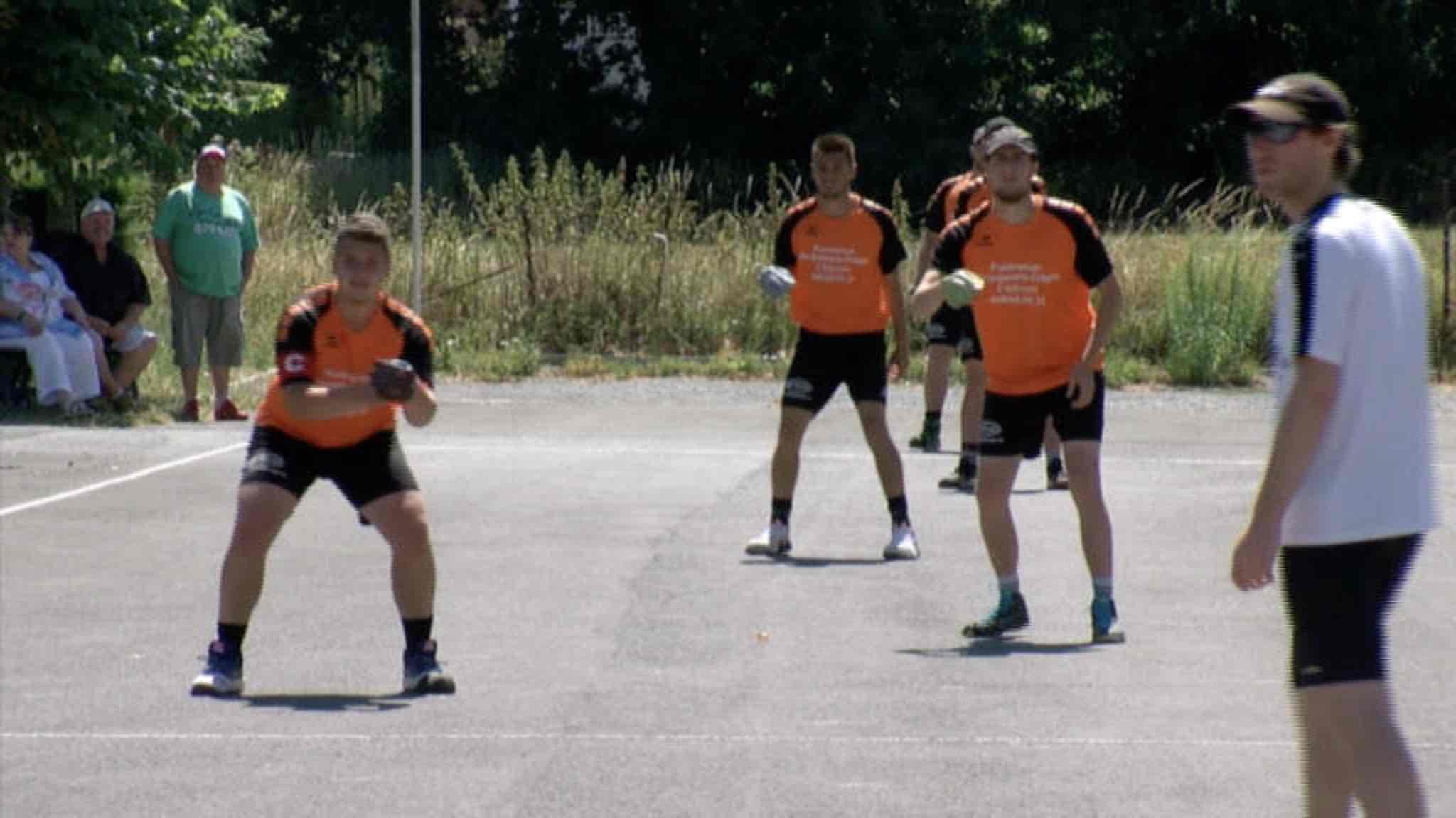 Balle Pelote Ligue W/B: après sa défaite 4-13 face à Villers-St-Ghislain, Vaudignies est descendant