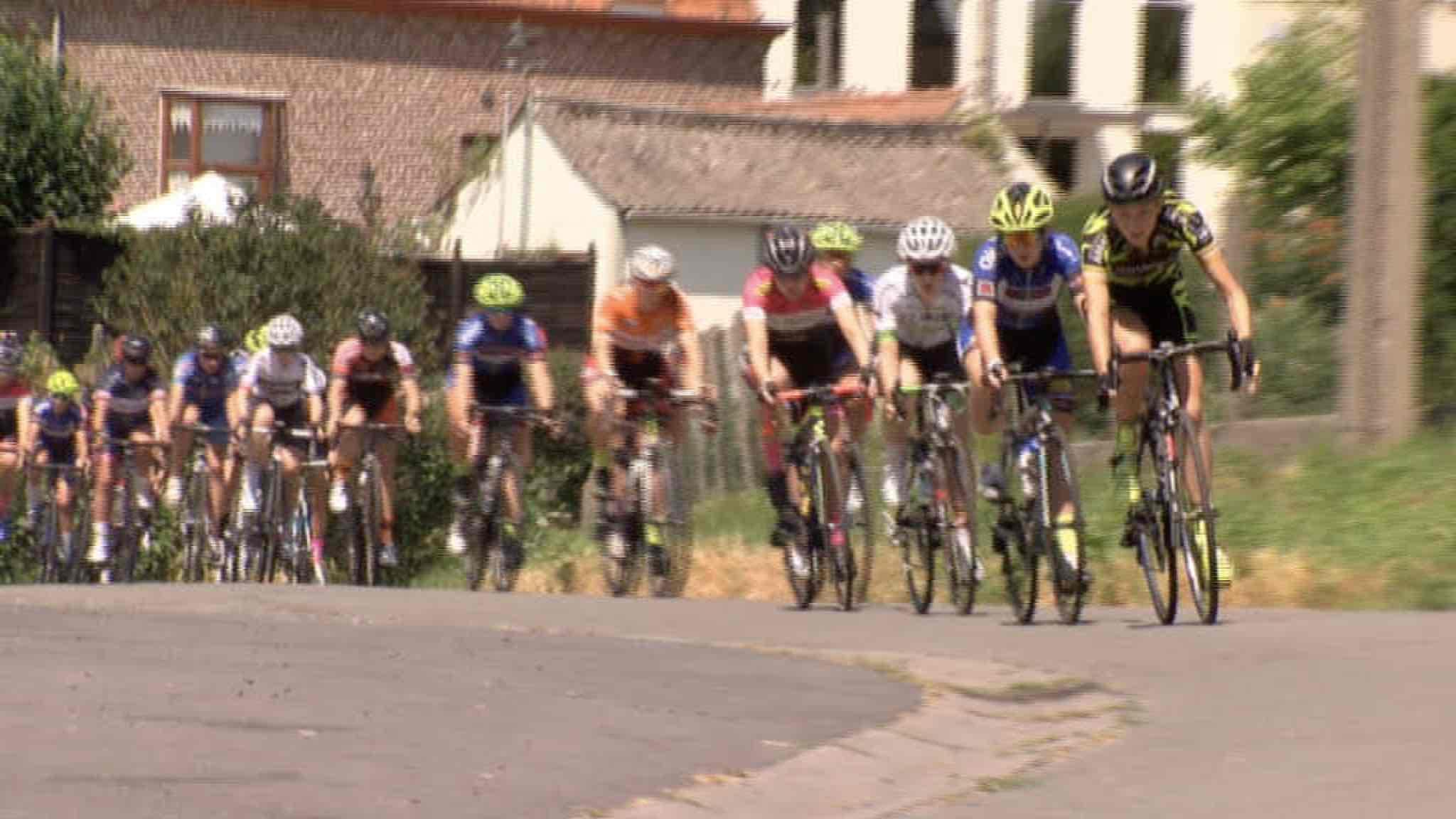 Une course aux allures de rando cyclo