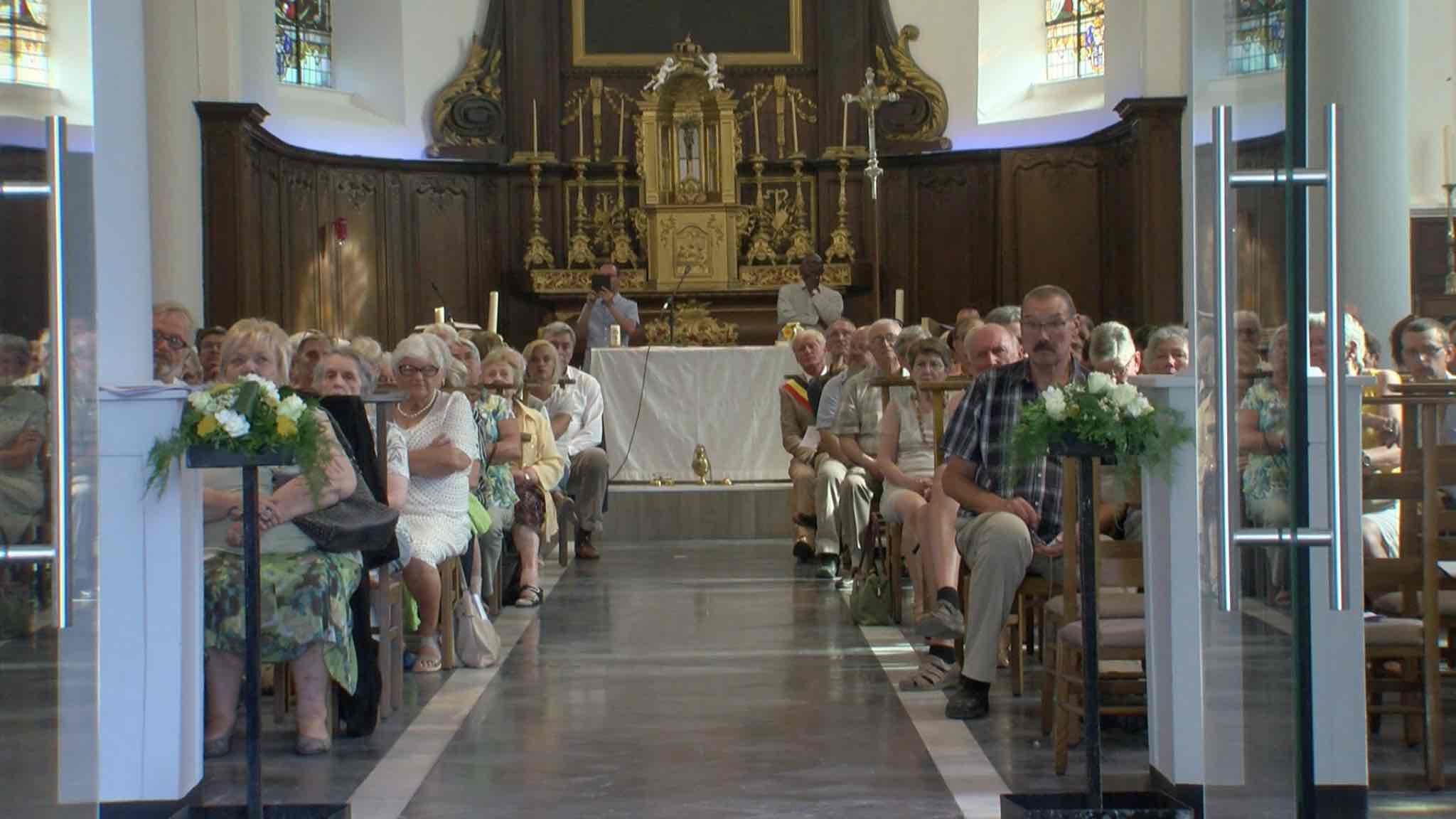 Saints Denis-et-Ghislain attire les foules