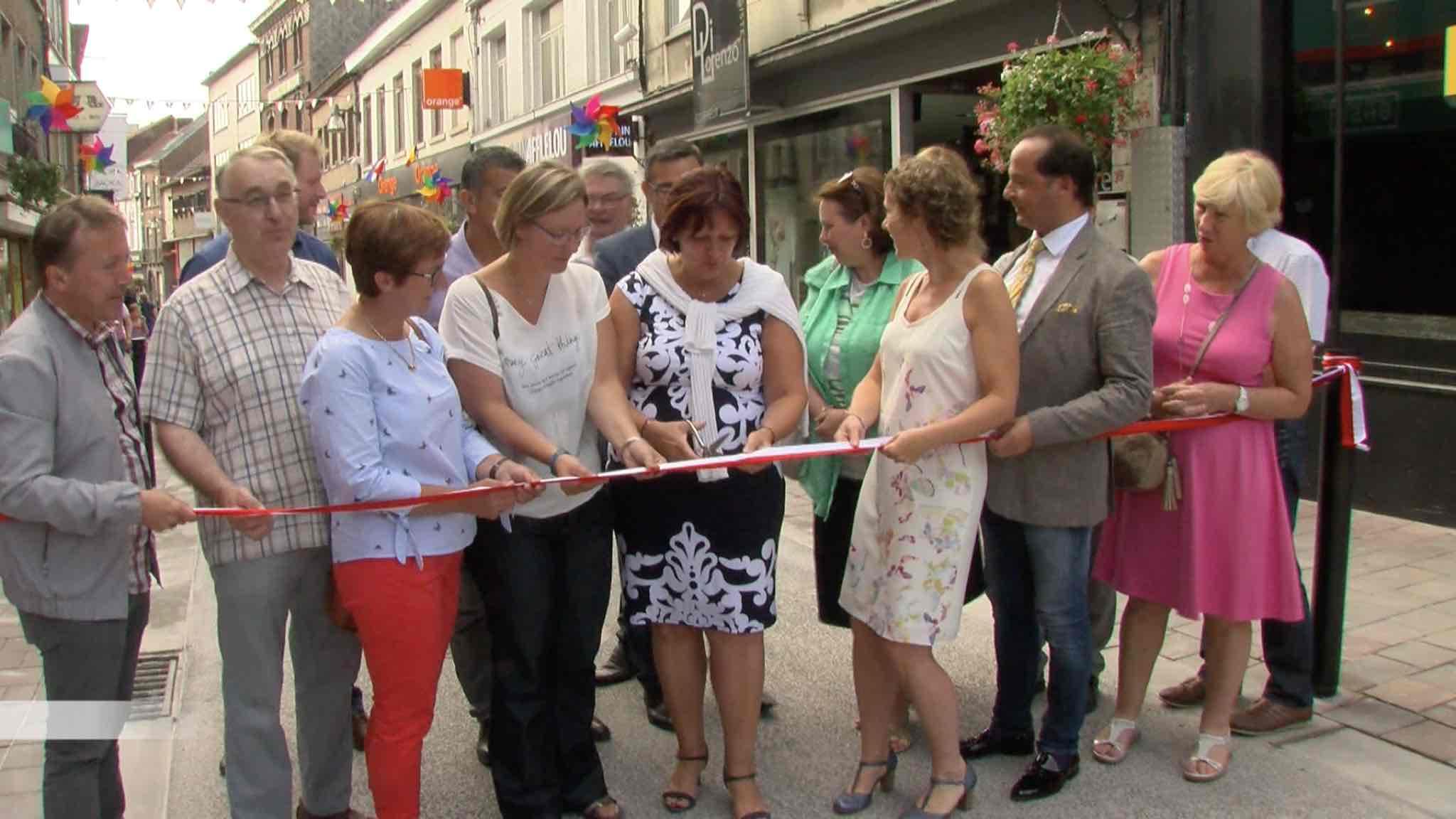 Les rues de Tournai et de Courtrai sont rouvertes