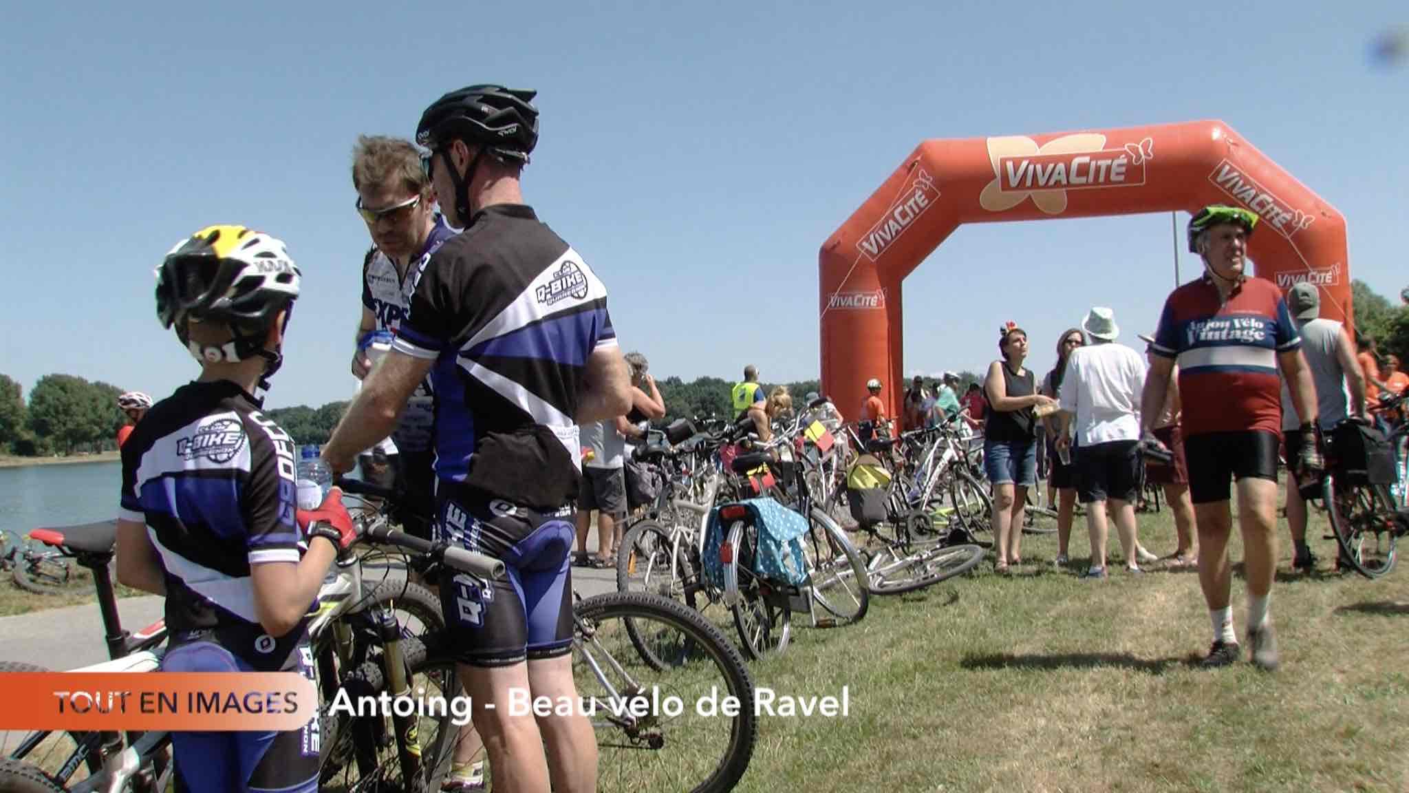 Beau vélo de Ravel - Ecluse de Péronnes