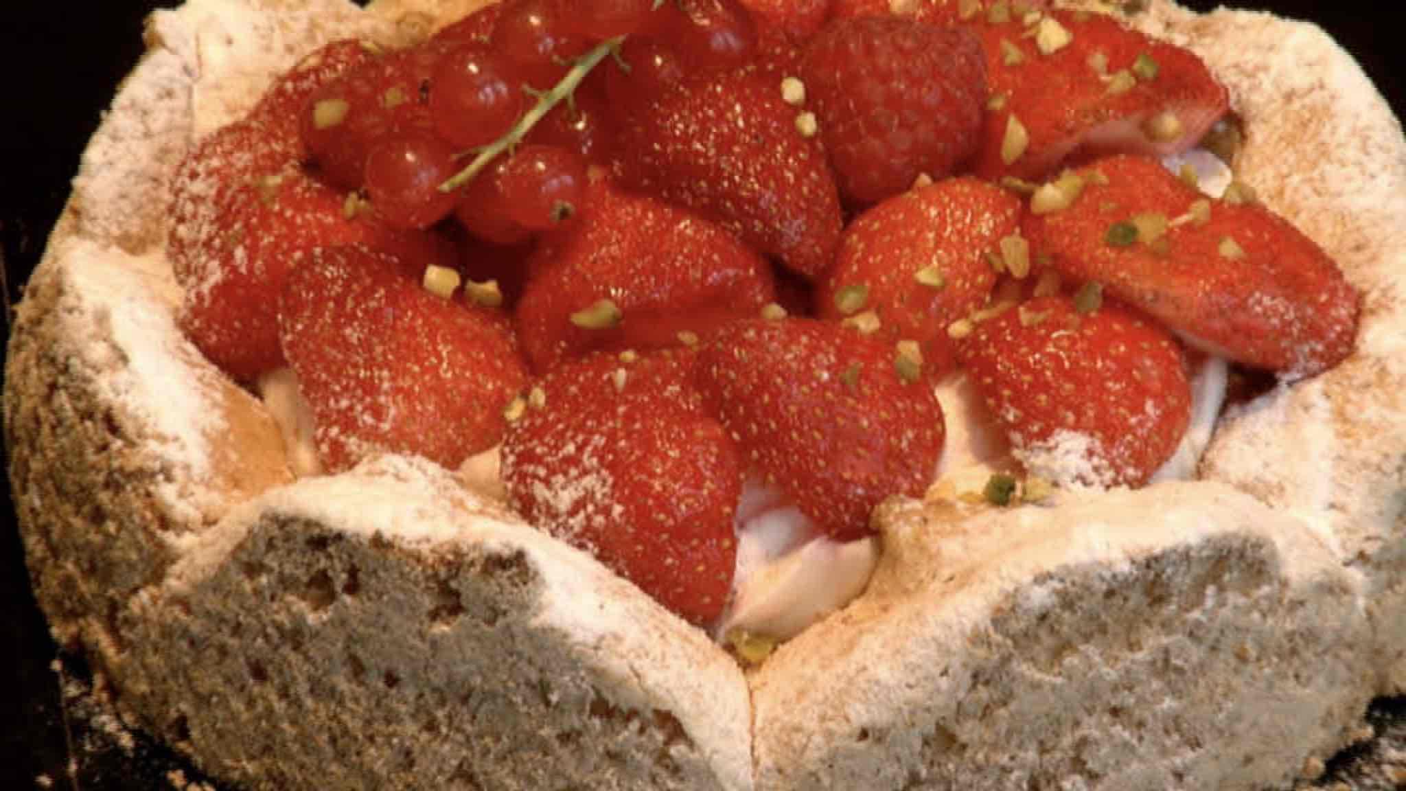 Des tartes aux fraises difficiles à digérer