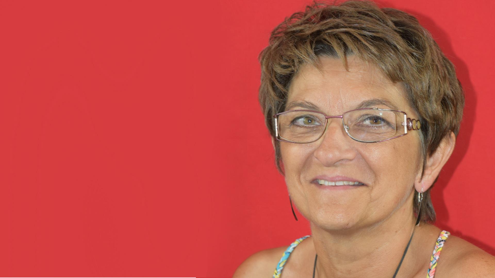 Lucette Deneyer, mère de Bruno Lefebvre, sur la liste PS de Chièvres