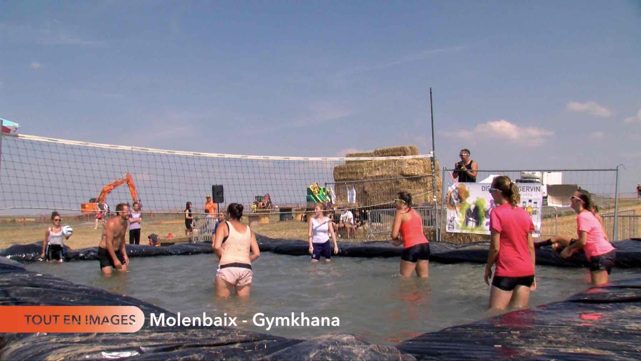Le Gymkhana de Molenbaix