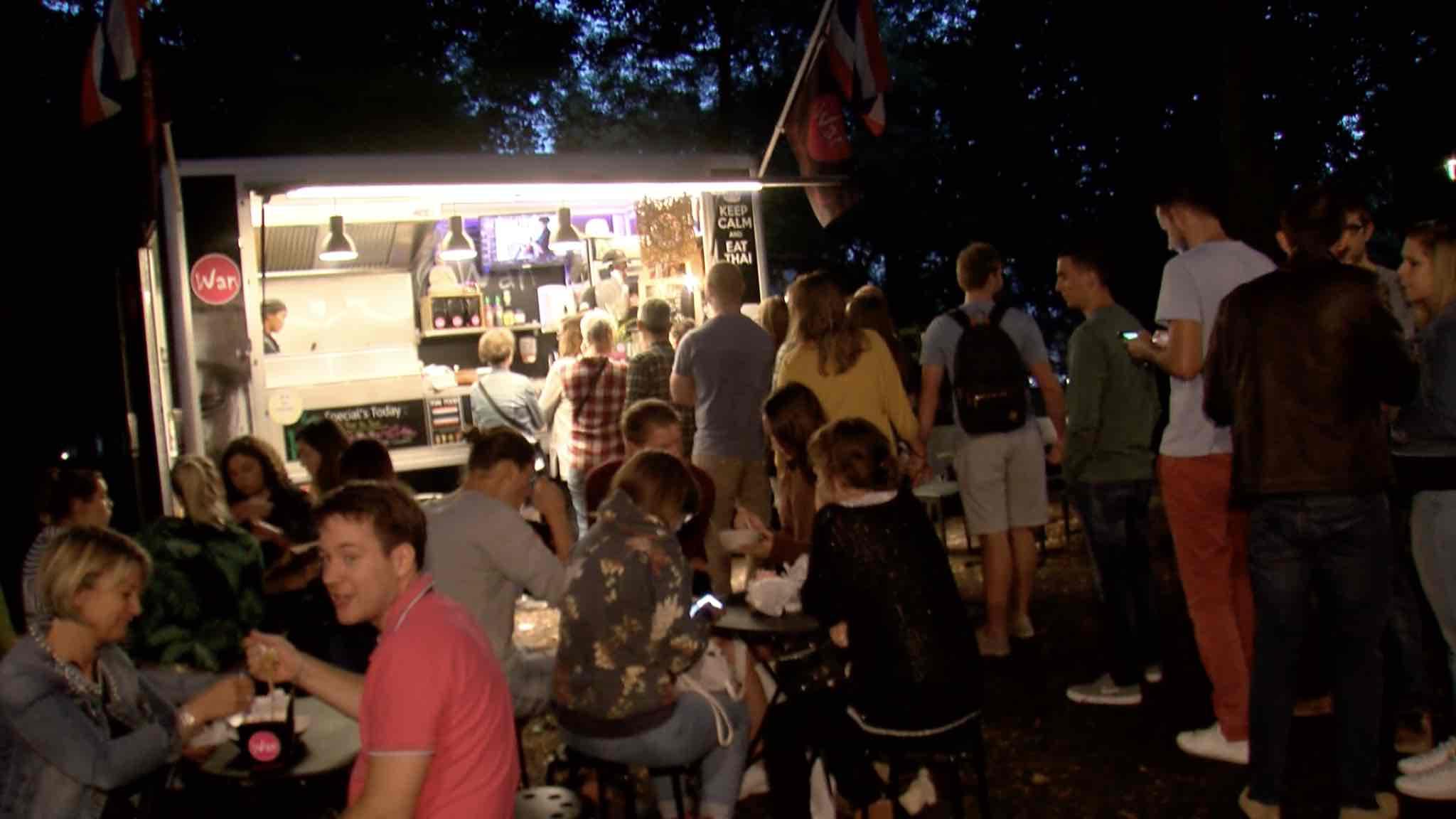Le Food Truck Festival, un événement qui se déguste