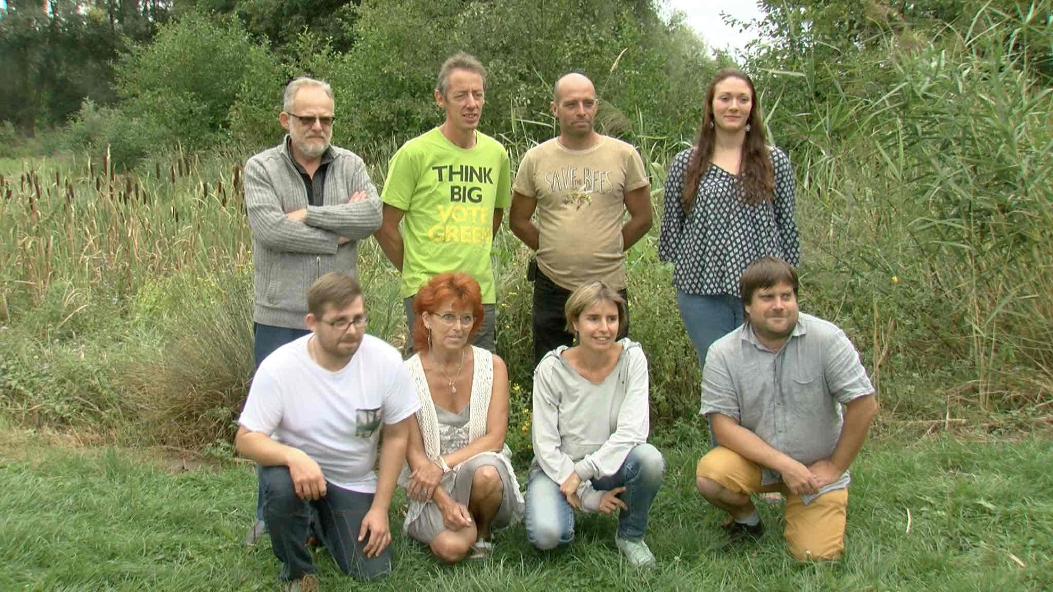 Les Ecologistes de chièvres veulent poursuivre le changement initié depuis 6 ans