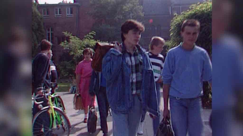 Rentrée scolaire 1988: quelles marques avaient la cote chez les élèves?