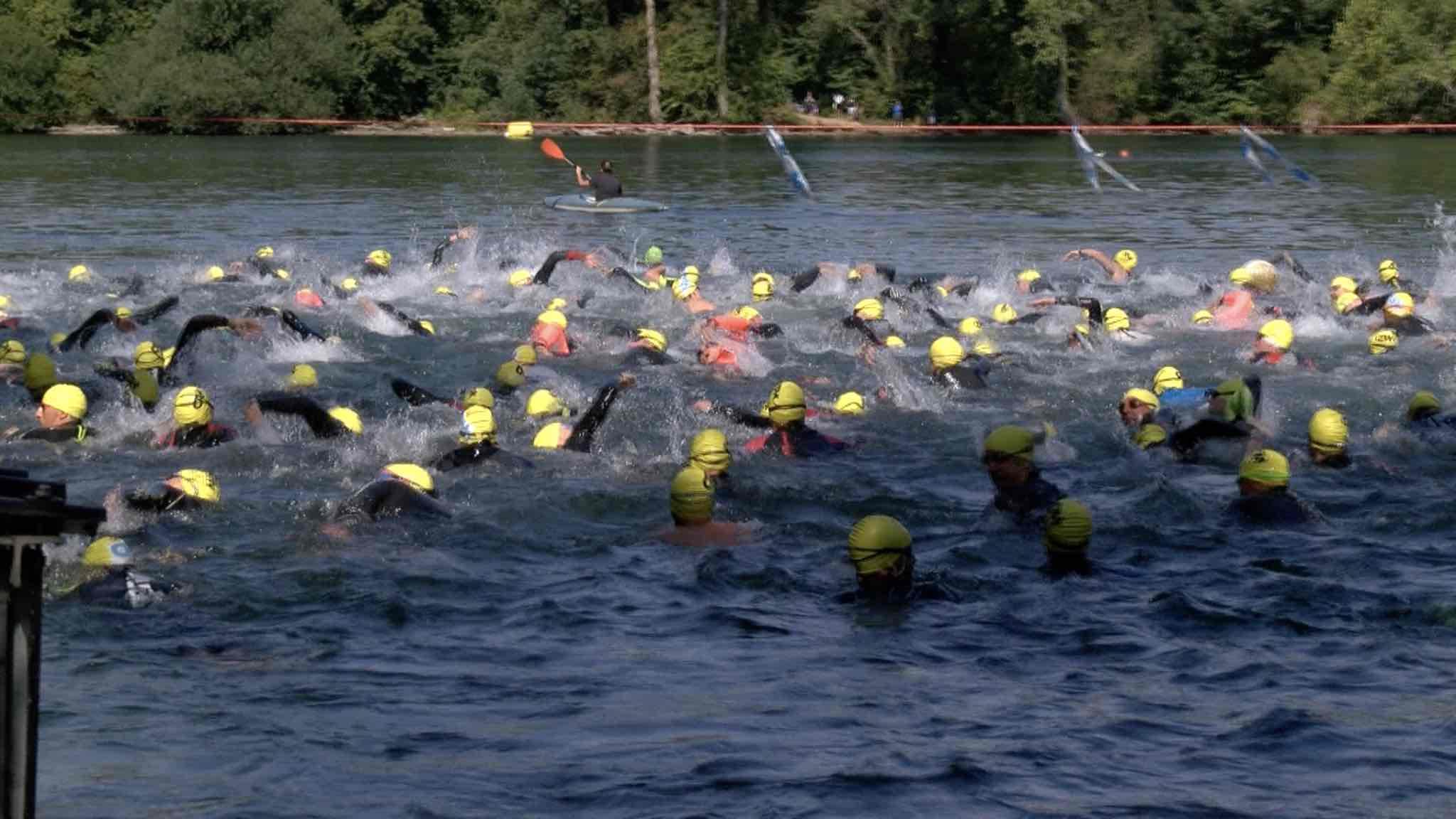 Le TriGT une nouvelle fois ultra dominateur lors des championnats francophones de triathlon