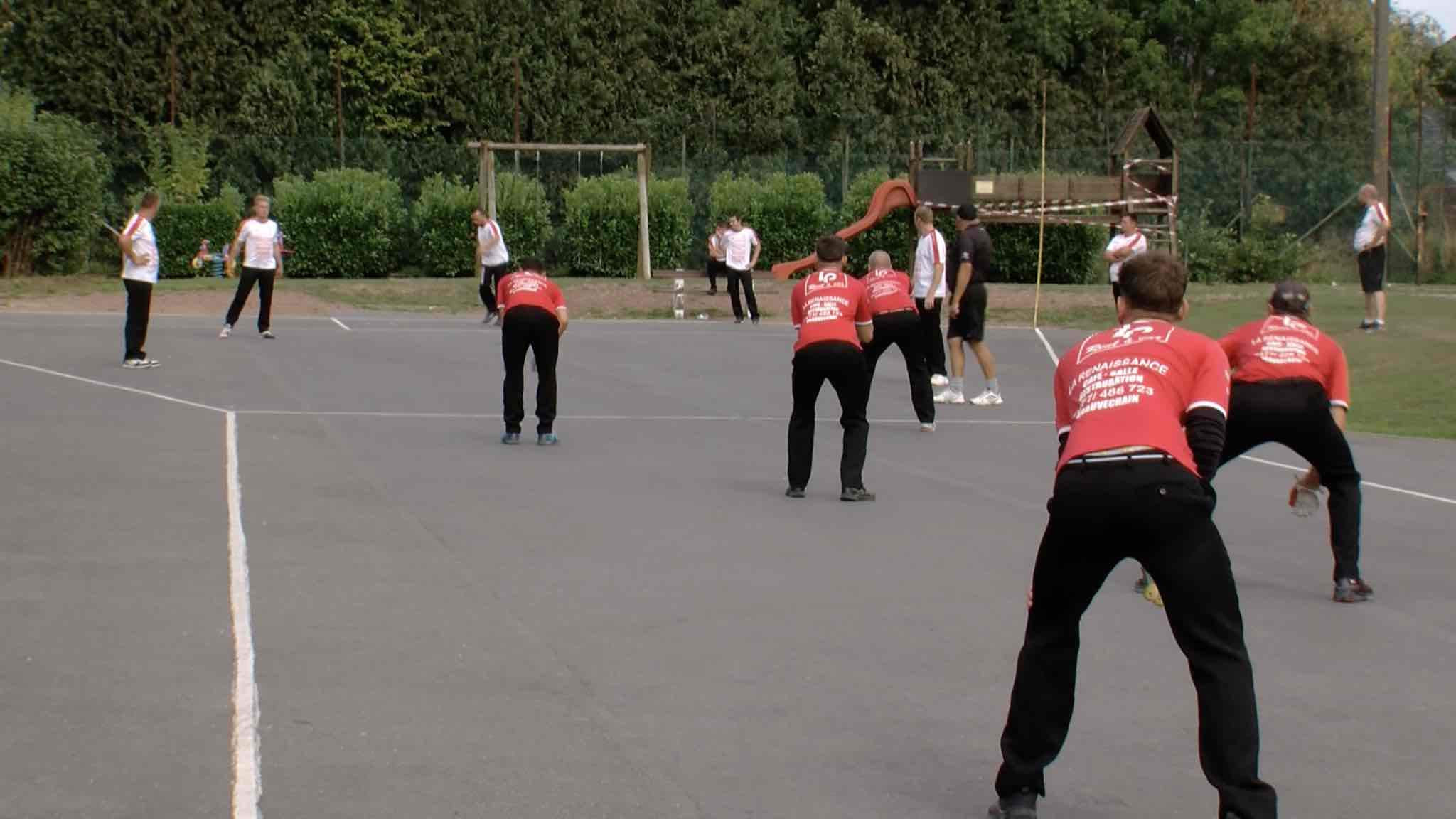 Balle Pelote, divisions régionales: quatre équipes Wapi en finales