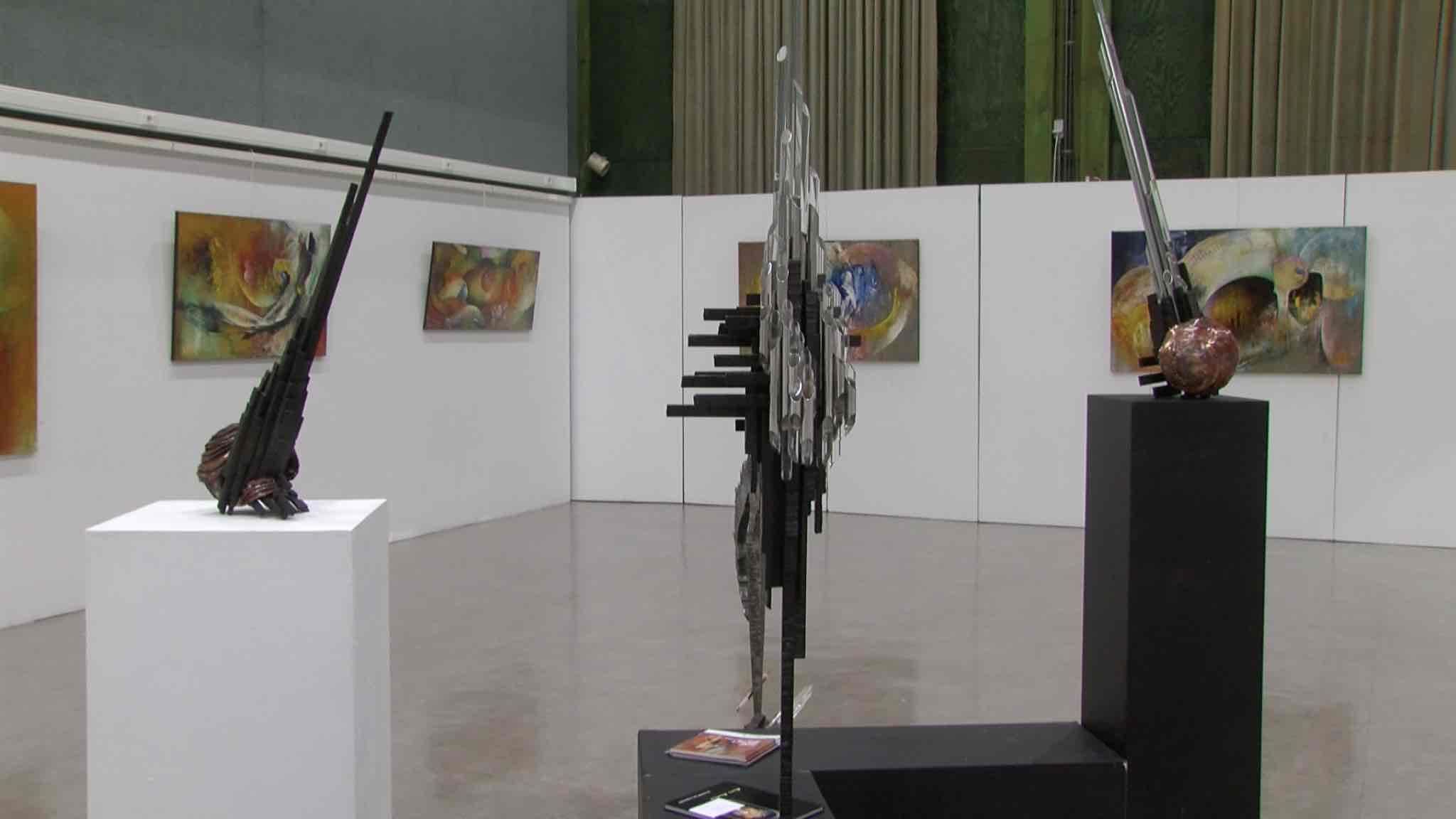 L'exposition 10zarts rend hommage à René Berthet