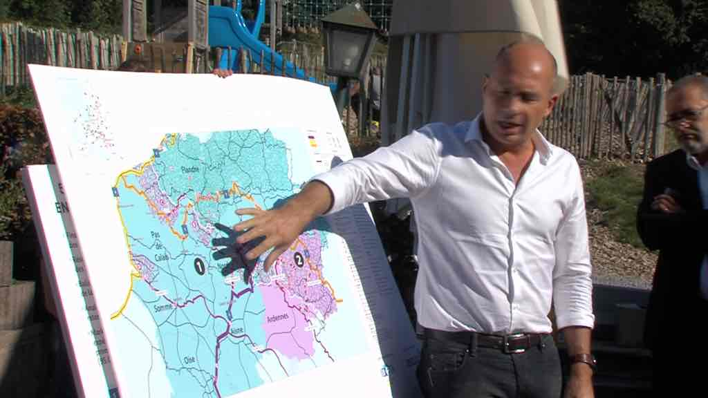 Eurocyclo, pour accroître l'offre touristique à vélo