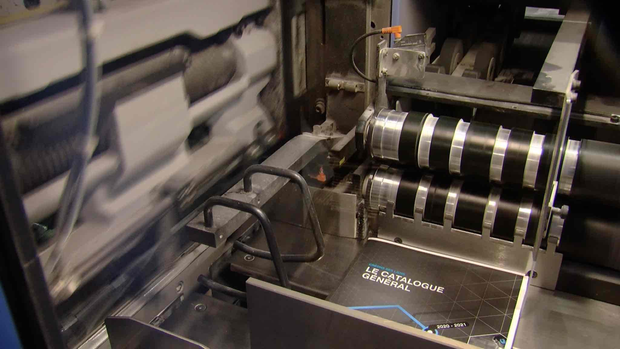 Comines: le papier a toujours la cote avec Tanghe Printing - Notélé