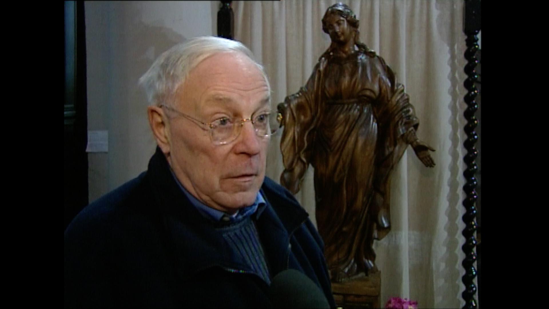 Le chanoine Guy Agneessens est décédé à l'âge de 89 ans
